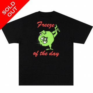 Freeze of the day Tee (BLACK)