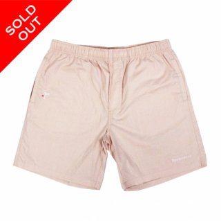 RELAX LOGO Shorts (LIGHT PINK)
