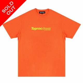 OG TEXT Tee (CALIFORNIA ORANGE)