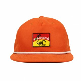 Scorpion-Logo Patch cap (TEXAS ORANGE)