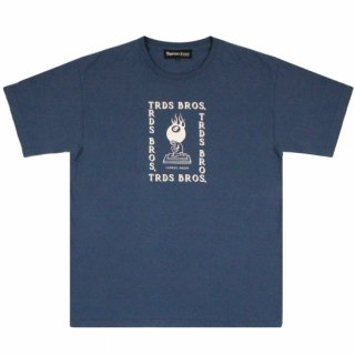 8 Ball Pigment Tee (MID NIGHT NAVY)