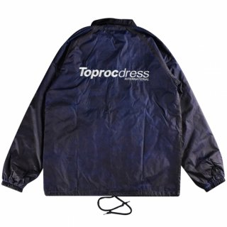 Oilwash Coach jacket (NAVY)