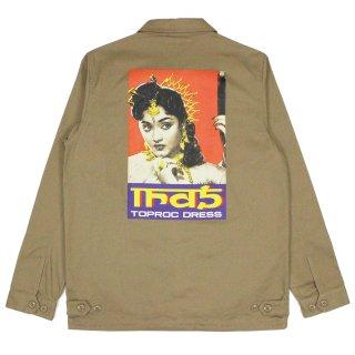 Devata jacket (KHAKI)