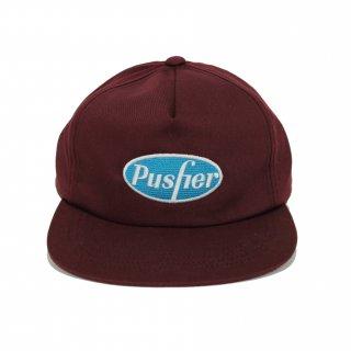 Pusher Cap (MAROON)
