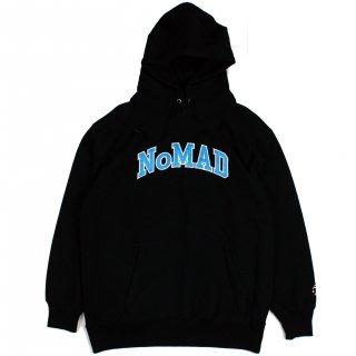 Nomad Museum-logo Hoodie (BLACK)