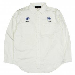 BlueRose Workshirt (WHITE)
