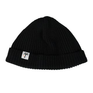 <img class='new_mark_img1' src='https://img.shop-pro.jp/img/new/icons5.gif' style='border:none;display:inline;margin:0px;padding:0px;width:auto;' />Relax-logo Beanie (BLACK)