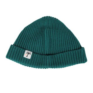 <img class='new_mark_img1' src='https://img.shop-pro.jp/img/new/icons5.gif' style='border:none;display:inline;margin:0px;padding:0px;width:auto;' />Relax-logo Beanie (EMERALD GREEN)