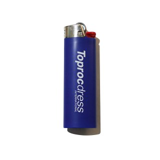 TEXT LOGO Lighter (ROYAL)
