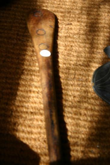アフリカ ウガリ棒