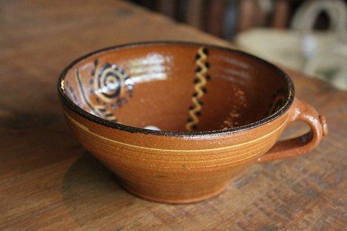 ルーマニア陶器