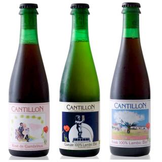 カンティヨン醸造所セット(醸造所のガイド付き)