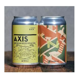 奈良醸造 AXIS(アクシス)350ML缶