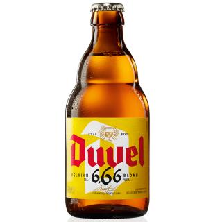 デュベル・666 330ML瓶