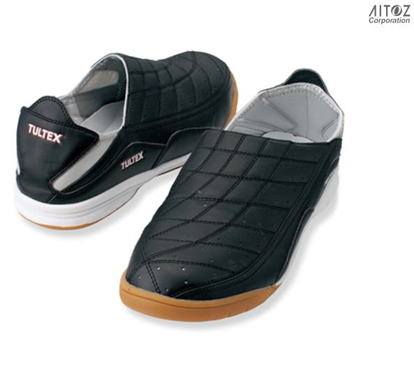 [TULTEX]AZ-51604セーフティースニーカー スリップオンモデル(女性サイズ有り)