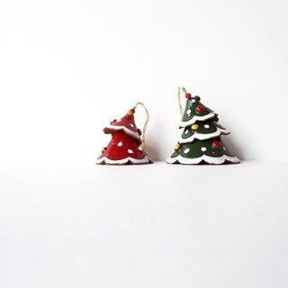 リトアニア 素焼きのクリスマスベル