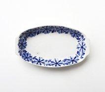 wl075 ポーランドのヴウォツワヴェク陶器 ヴィンテージ陶器 グラタン皿