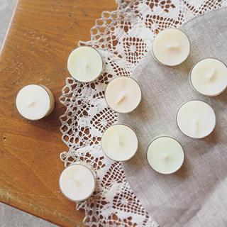 7種の香りの手づくりソイキャンドル