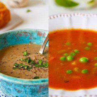 【期間・数量限定】業務用リトアニアのオーガニックスープ auga 有機野菜スープ