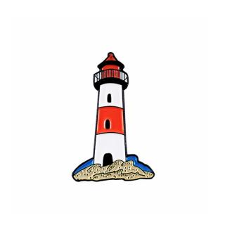 mht030 リトアニア Make Heads Turn おしゃれなピンバッジ ピンズ エナメルピン 灯台