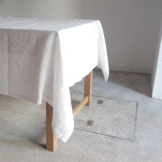 リトアニアリネン 麻100% シーツやソファカバーとしても使えるテーブルクロス