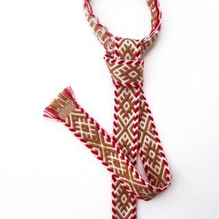 リトアニア 機械織りの子供用ネクタイ
