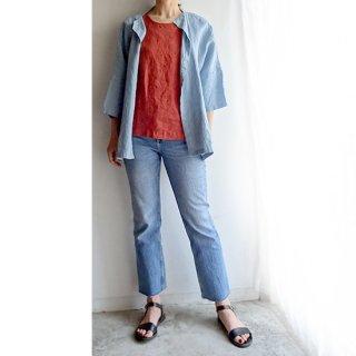 npl002 ラフに羽織れるオープンジャケット