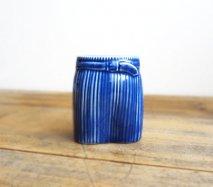 リサ・ラーソン Lisa Larson ワードローブシリーズ スカートの形をした花瓶