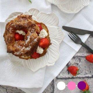 ザリ-フラワープレート デザート