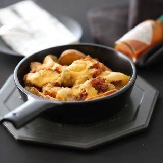 フライパン型サルテン耐熱皿