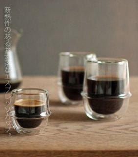 ダブルウォールコーヒーカップ