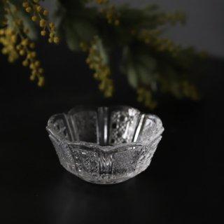 クリスタルのぞき小鉢