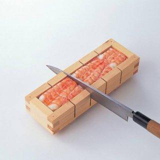 白木・押寿司器 五つ切