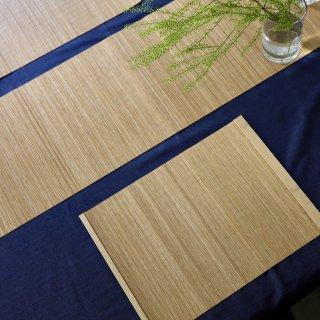 竹ランチョンマット・テーブルランナー