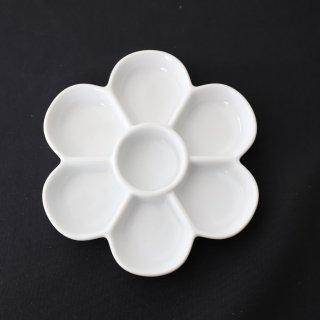 フラワー型ミニオードブル皿