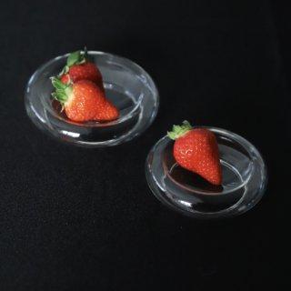 エアーガラス平皿