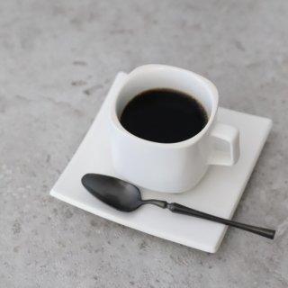 スタックコーヒーカップ &ソーサー  カルマスノーホワイト(別売)