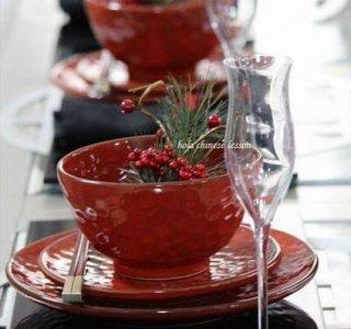 イタリア製赤椀 シエナ
