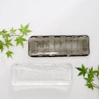 レクタンブルミニガラスプレート190