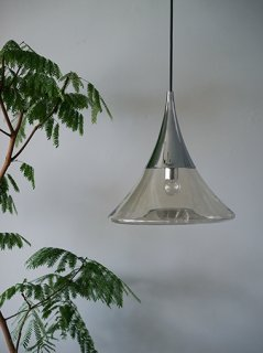 Glass Pendant Light画像