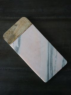 Marble cutting board画像