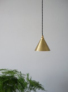 Brass Pendant Light画像