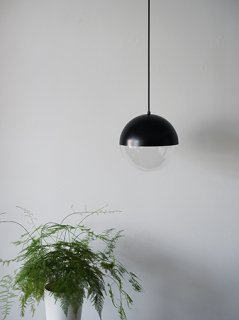 Half Orb Pendant Light画像