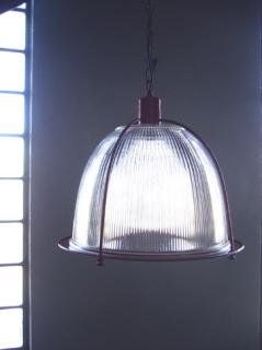 Industrial Glass Lamp画像
