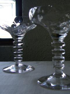 Crystal Martini Glass画像