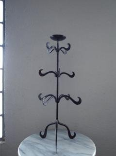 Metal Candle Stand画像