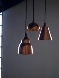 Copper Pendant Lamp - 1画像