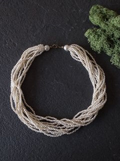Seed Pearl Necklace画像
