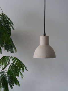 Concrete Lamp画像
