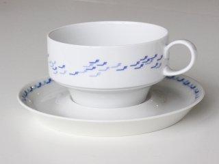 Finnair/ティーカップ&ソーサー/ヴィンテージ